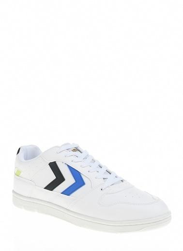 Hummel Unisex Agoptos Sneakers 208702-9001 Beyaz